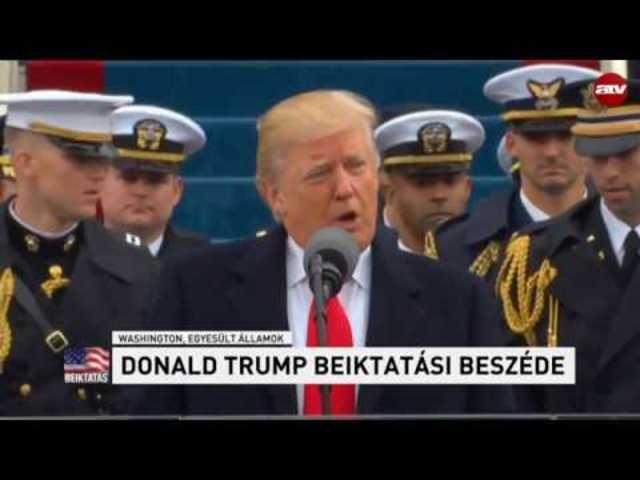Trump-beszéd: Nézze meg magyarul és szavazzon!