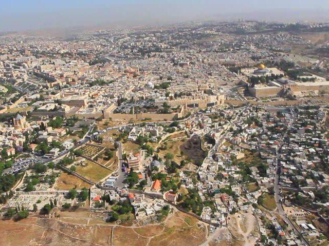 Váratlan hír: Oroszország elismerte Nyugat-Jeruzsálemet Izrael fővárosának