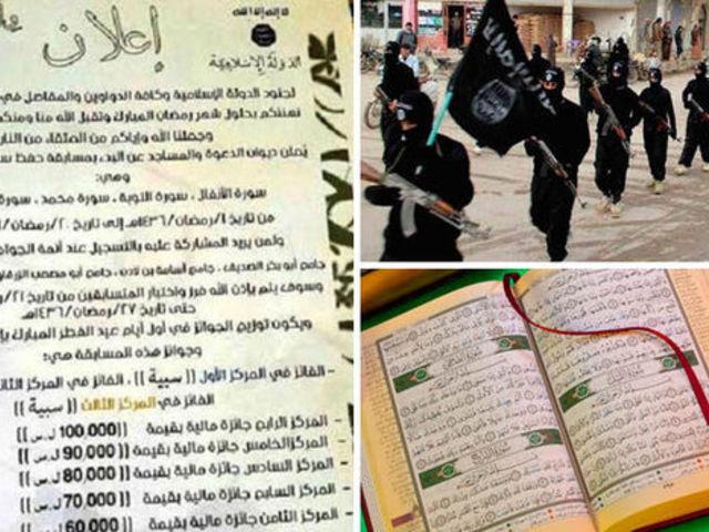 Szexrabszolga a Korán-kvízverseny fődíja