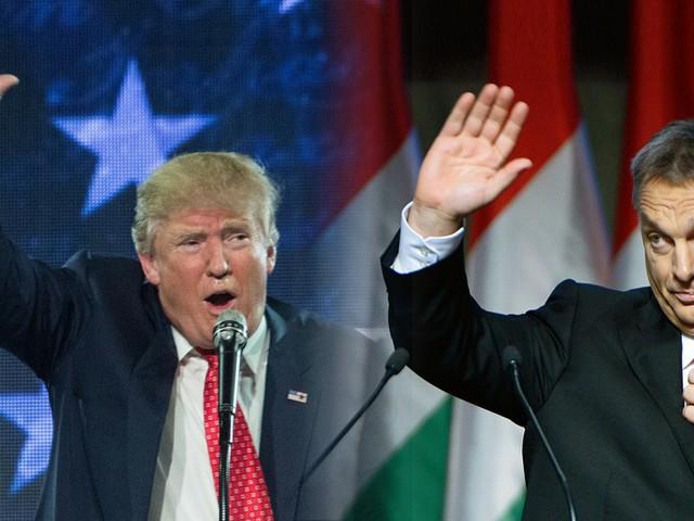 Trump három pontja, amivel Orbán egyetért