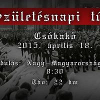 Adolf Hitler emléktúrát hirdet a Jobbik szövetségese