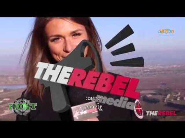 Ez a keresztény riporter két percben elmagyarázza, mi a baj a palesztinokkal  (magyar felirattal)