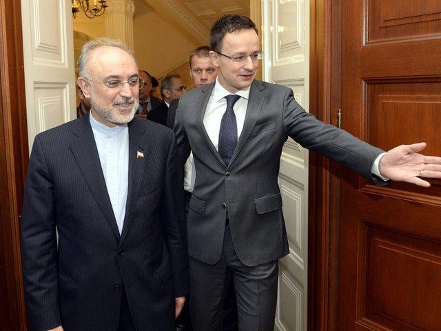 Lebukott a Budapesten hazudozó iráni alelnök