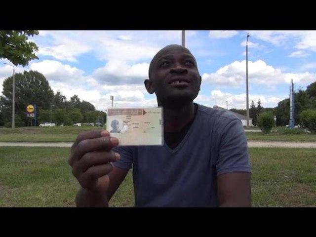 """""""Köszönjük Magyarország!"""": Menekültek, akik a Boko Haram halállistáján voltak"""