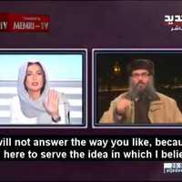 Élő adásban osztotta ki a libanoni riporternő a hímsoviniszta sejket! (Magyar felirattal)
