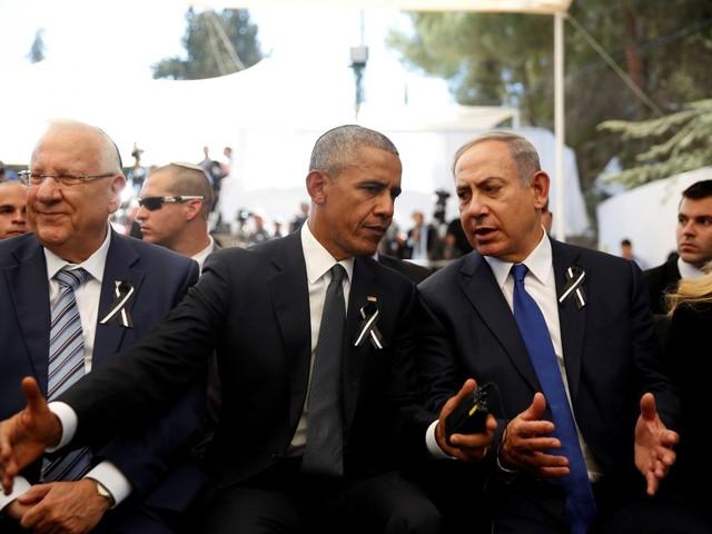 Így alázta meg Obama Izraelt