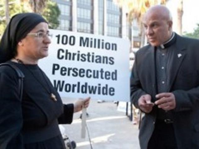 Keresztényként a földi pokolban