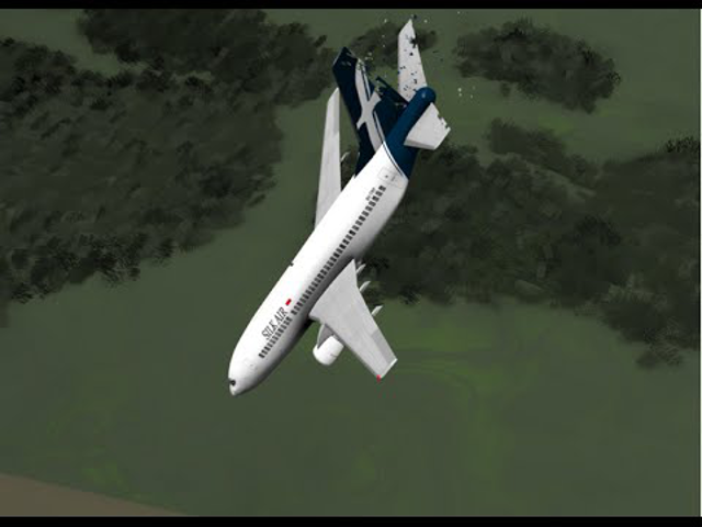 8 repülőgép tragédia, amikor a pilóta lett öngyilkos