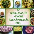 Kelkáposzta másképp - 10 kelkáposztás étel, amit érdemes kipróbálni