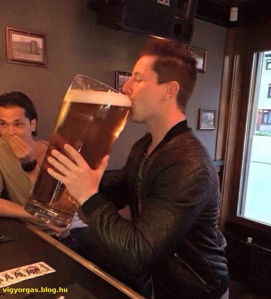 3eee1b2250 Csak egy pohár sört ittam - Nevess bátran! A jókedv gyógyít!