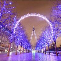 Különös Karácsony Londonban