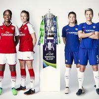 Női foci: FA kupa győztes a Chelsea