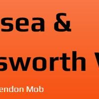 Mezeket fel: Battersea & Wandsworth WFC és én!