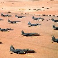 Öbölháború - a nemzetközi hadszíntér