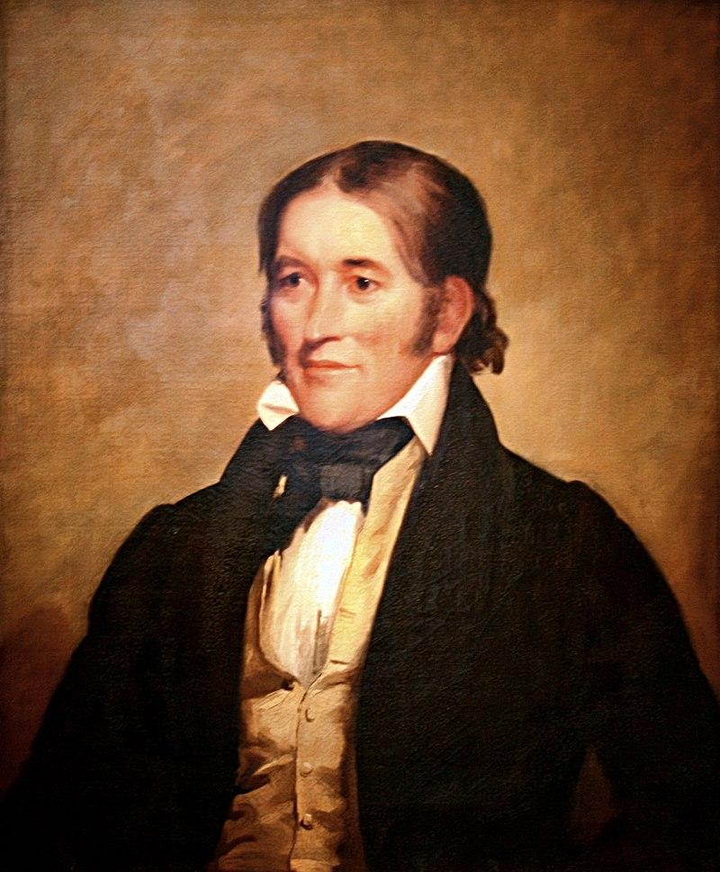 Davy Crockettből igazi amerikai (és texasi) nemzeti hős lett, aki életét áldozta az igaz ügyért. (forrás: Wikipedia)
