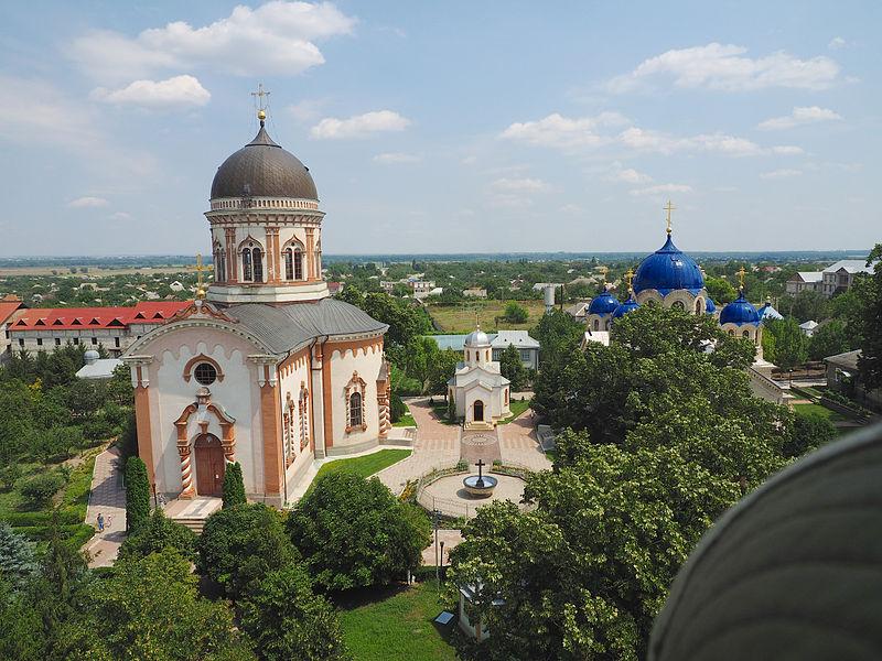 A Dnyeszter-melléken is nagy hangsúlyt fektetnek a történelmi ortodox egyházak tekintélyének - és templomainak - helyreállítására. (forrás: Wikipedia)