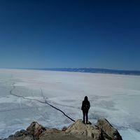 Kirándulás a Bajkál-tónál