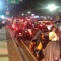Amibe néha nekem is beletörik a bicskám: közlekedés Indonéziában