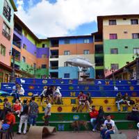 Kolumbia, béke és sport - Vendégposzt