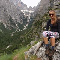 Egy félév a Dolomitok szívében - vendégposzt