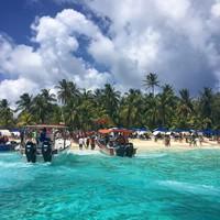 Kikapcsolódás San Andrés szigetén
