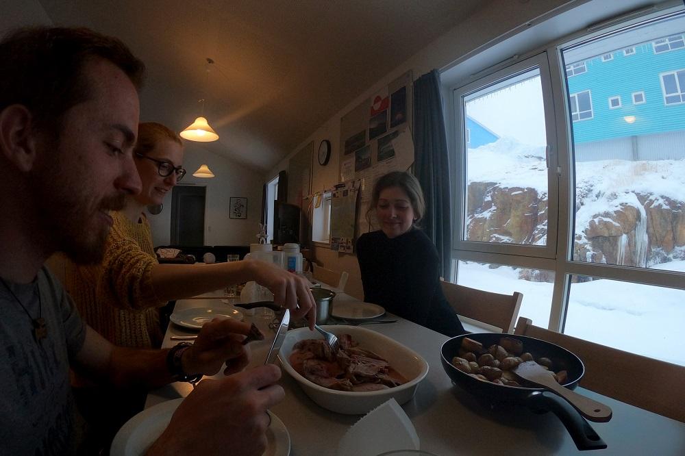 Fehér húsvét Grönlandon
