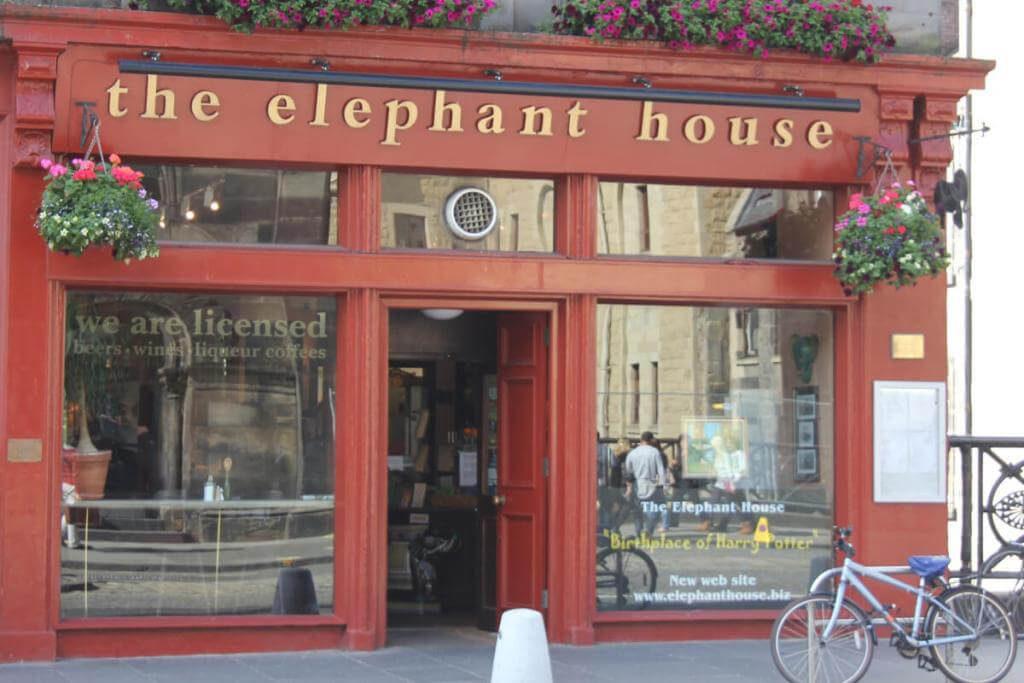 Harry Potter varázsvilága Edinburgh-ban