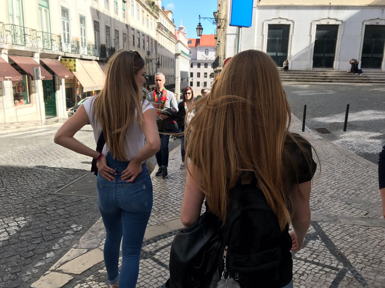 Városnézés Lisszabonban