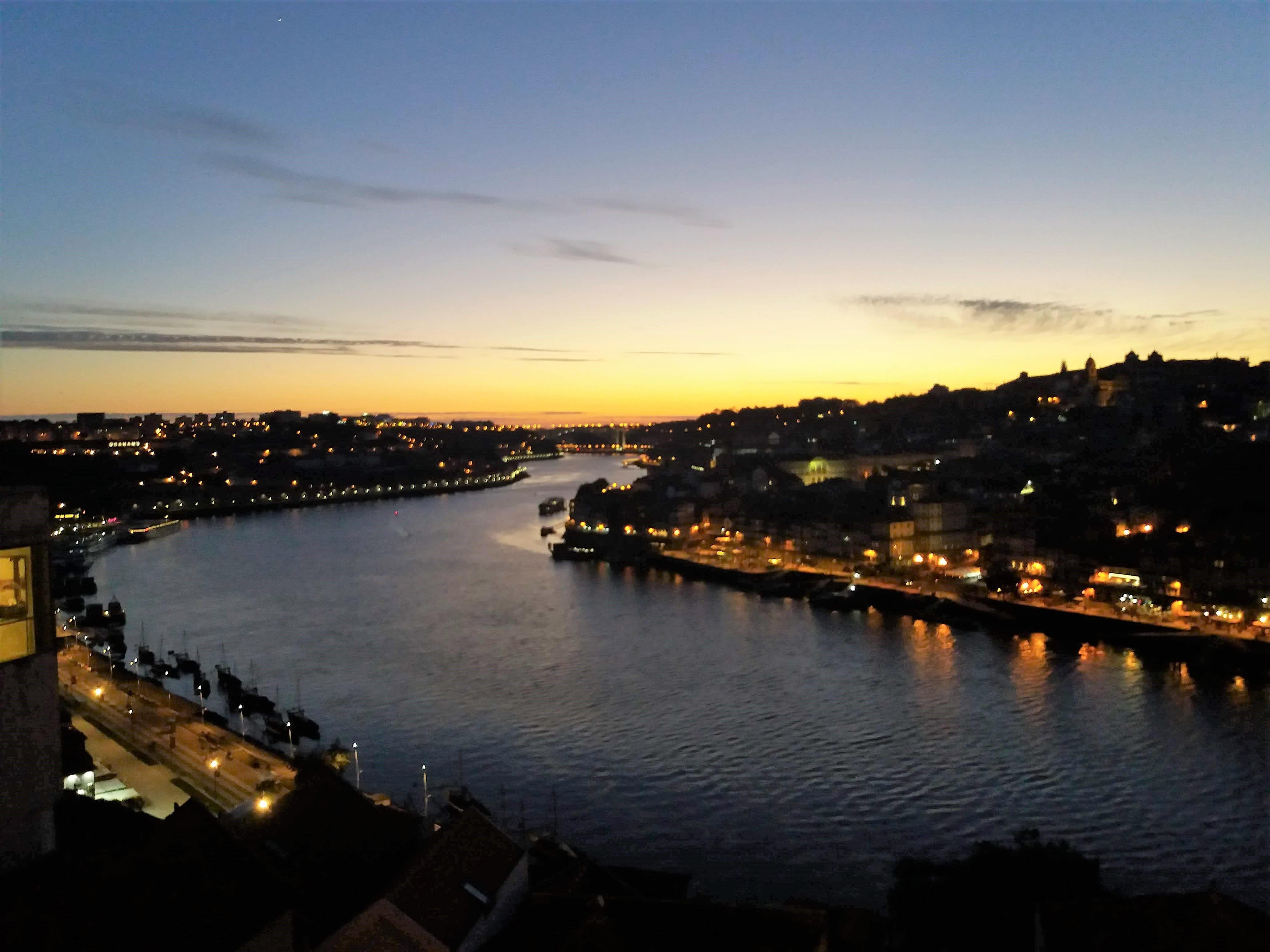 Com saudades do Porto!