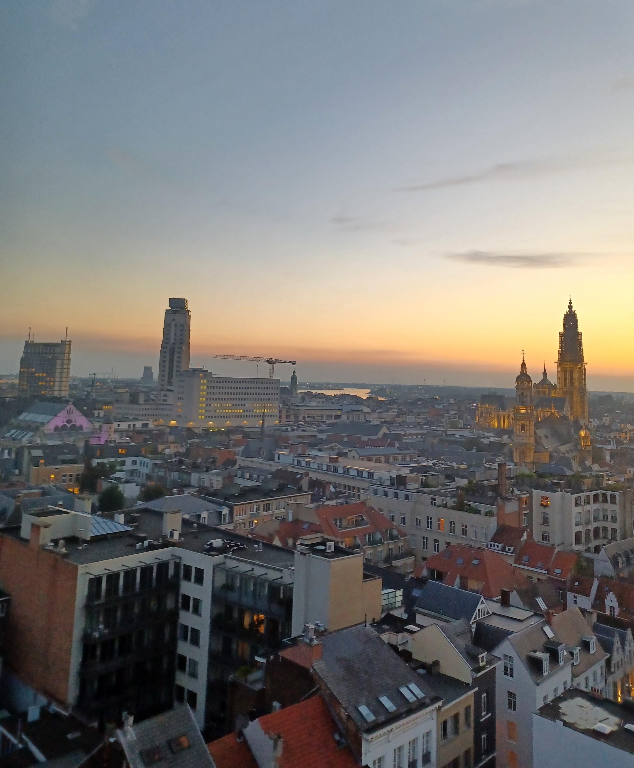 Utazás az ismeretlenbe, avagy egy félév kezdete Antwerpenben
