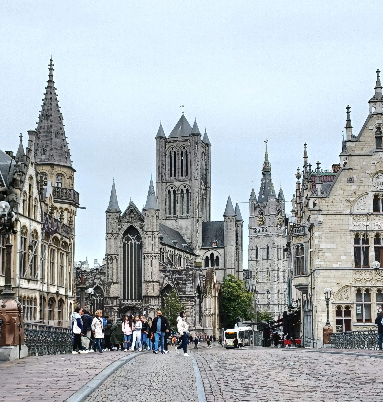 Belgium kincsei: Gent és a folyékony kenyér