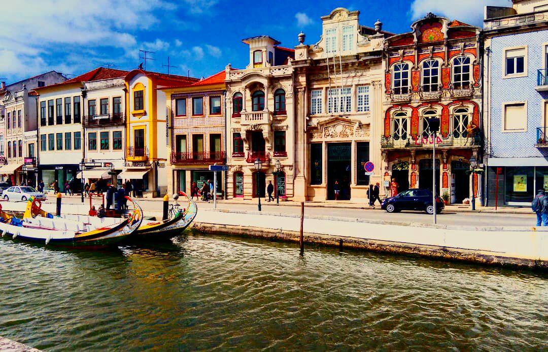 Aveiro, Portugália Velencéje