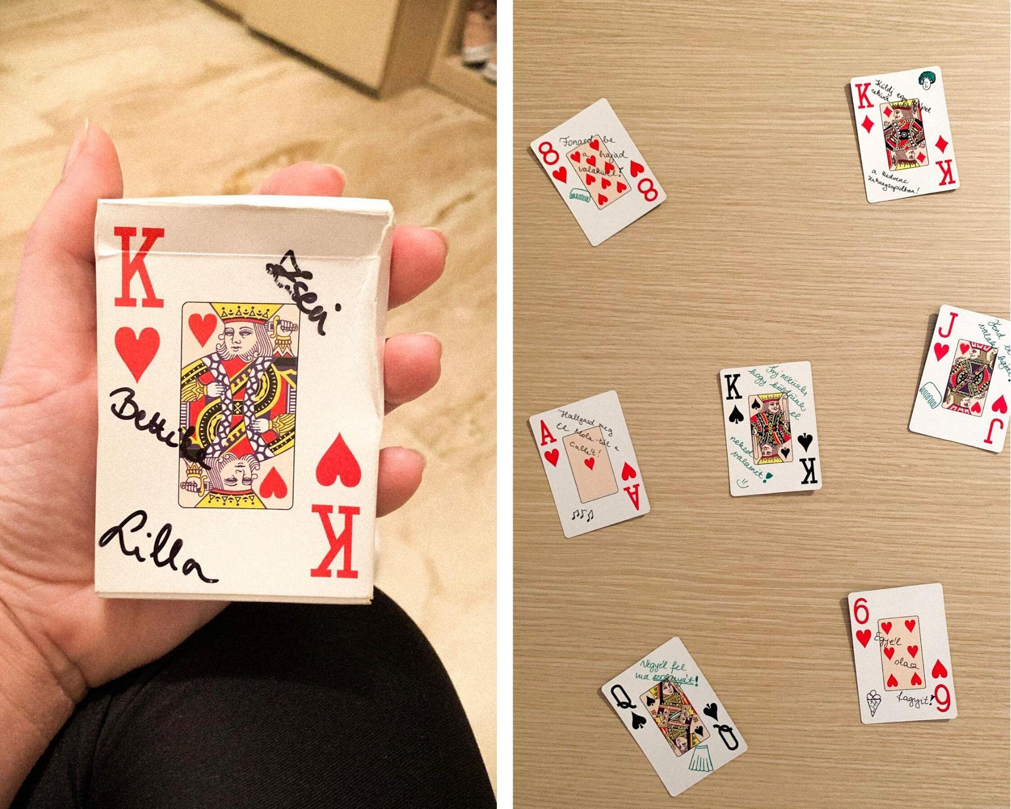 Kártyajáték olasz módra