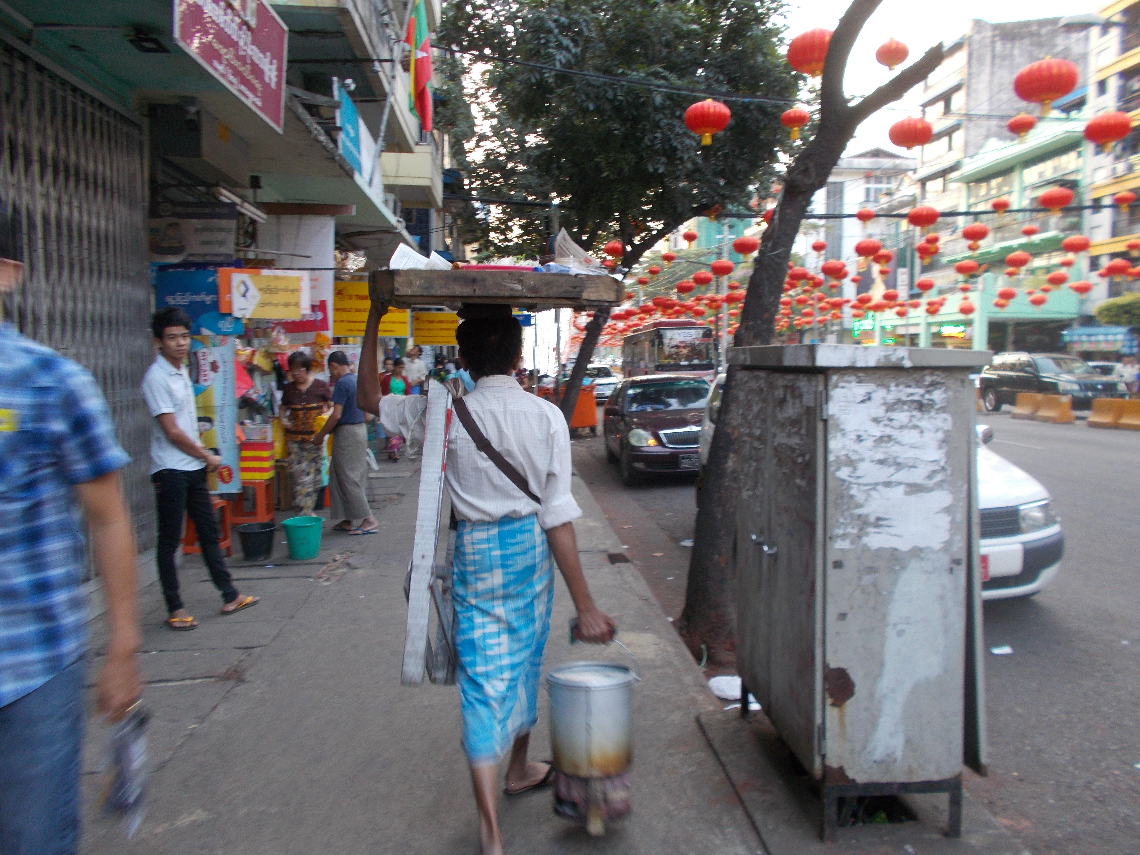 Elvis Myanmarban járt