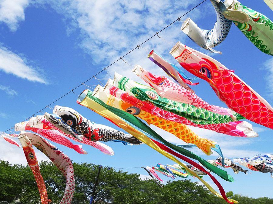 Golden Week: fesztiválhét Japánban