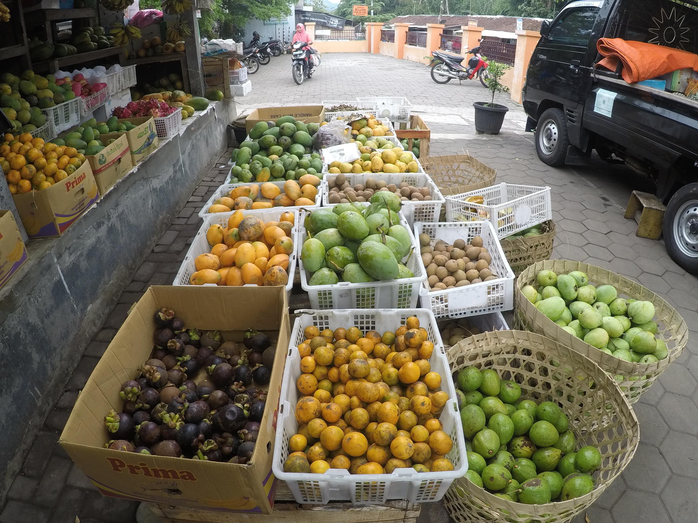 A mindennapi szerelem, azaz az indonéz gyümölcsök