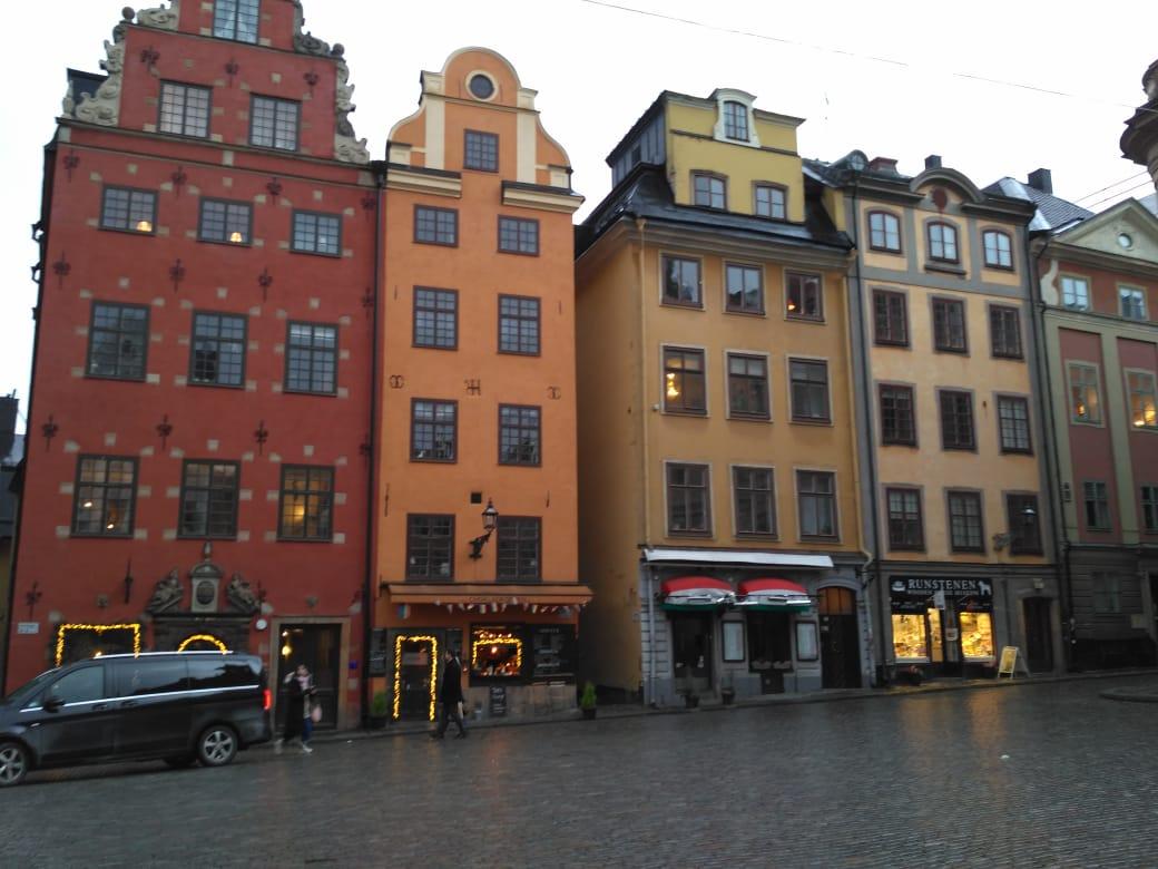 Első nap Stockholmban: találkozás Greta Thunberggel