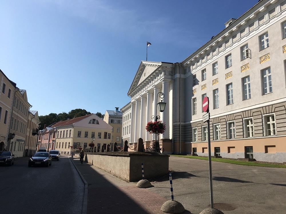 Tartu Ülikooli - Az északi gyöngyszem