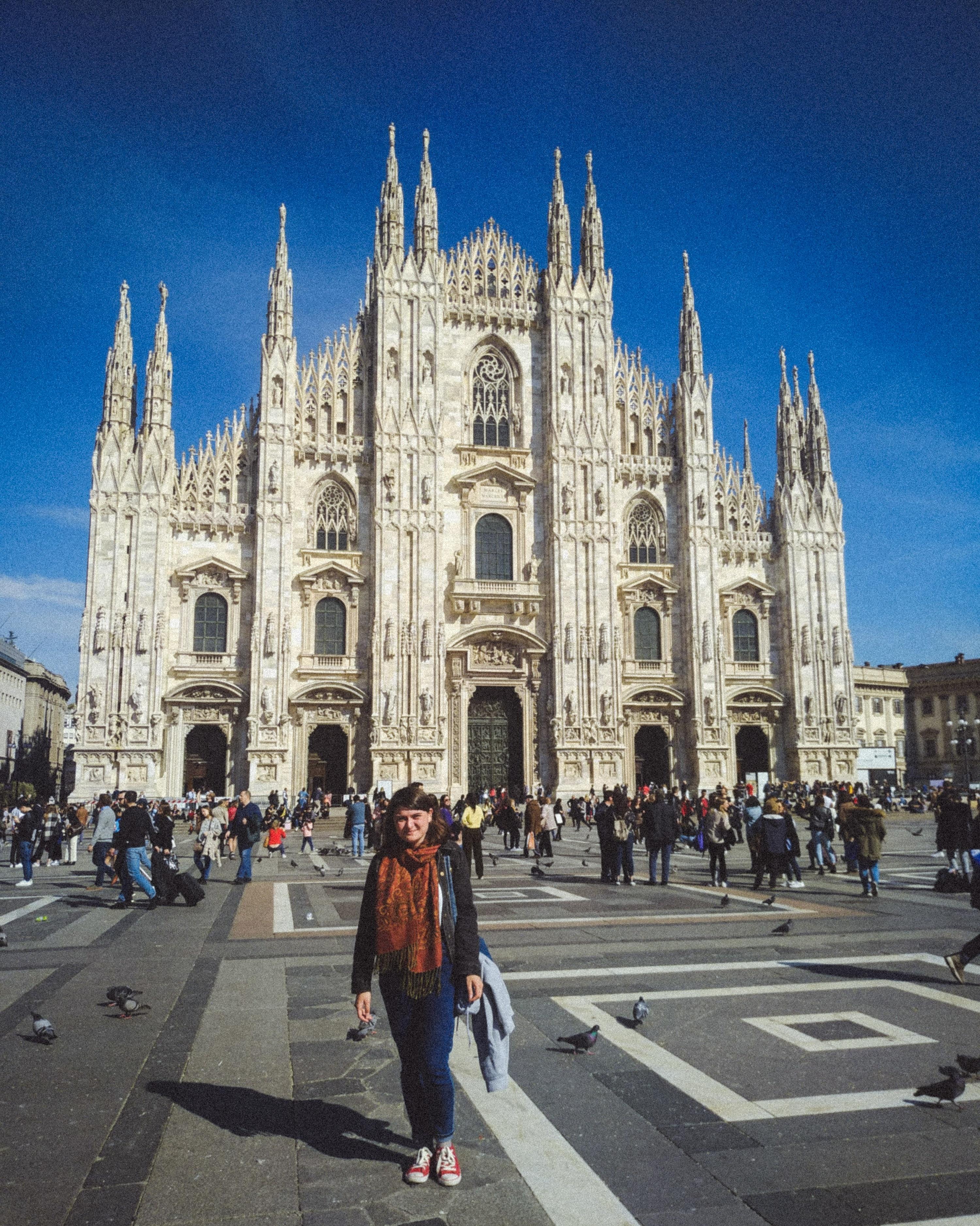 Milánó, ahol egy katedrálissal soványabb lett a bakancslistám