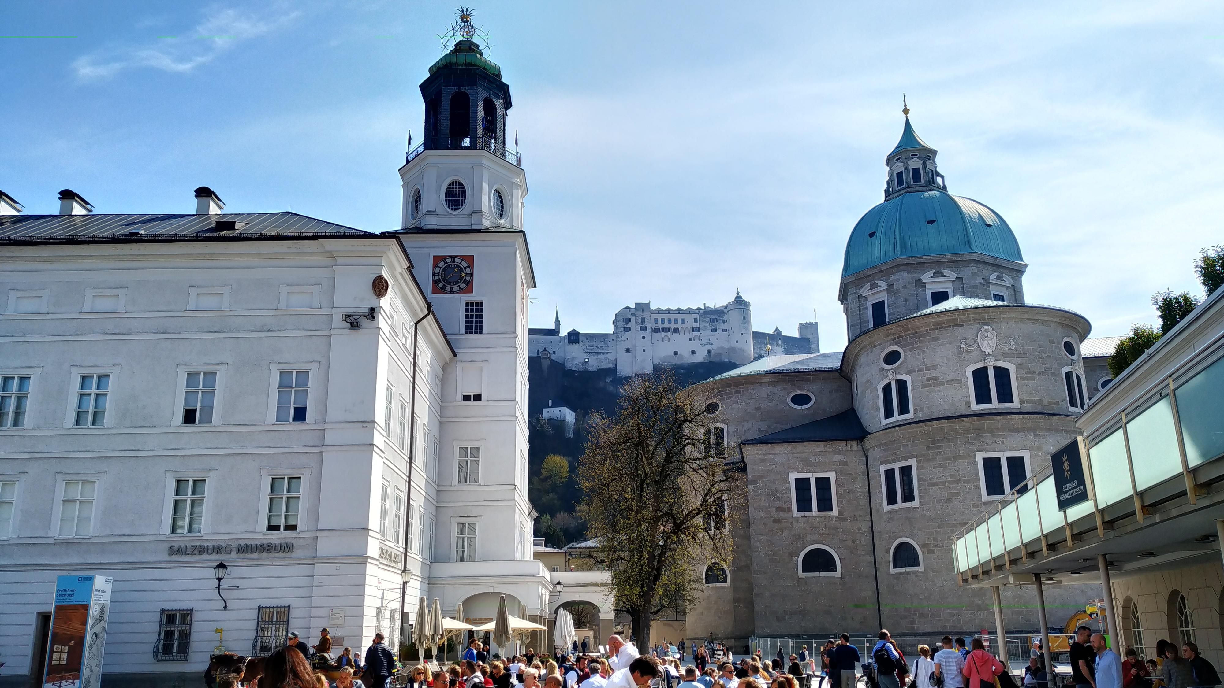 Egy nap Salzburgban