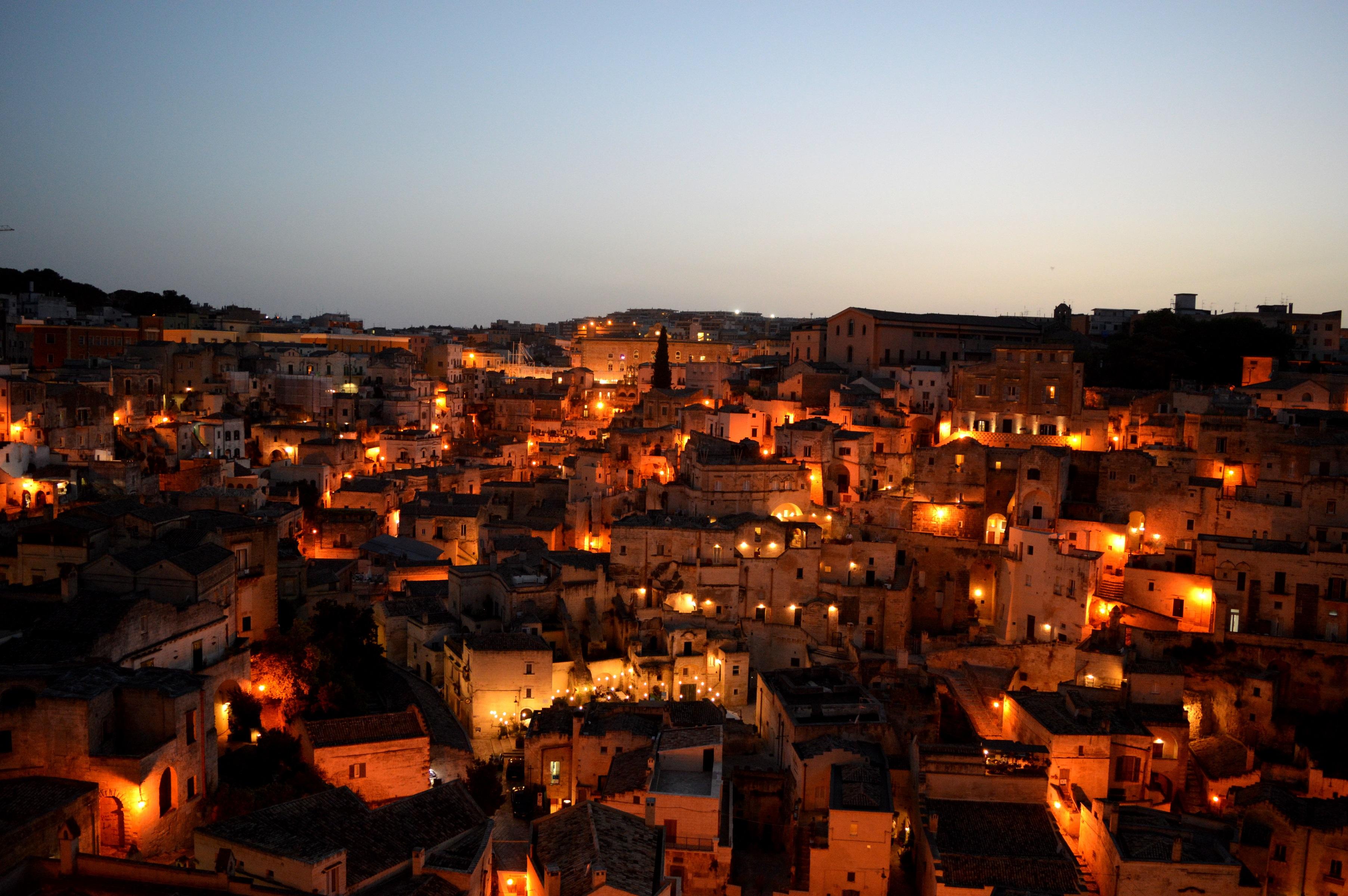 Matera, a misztikus város