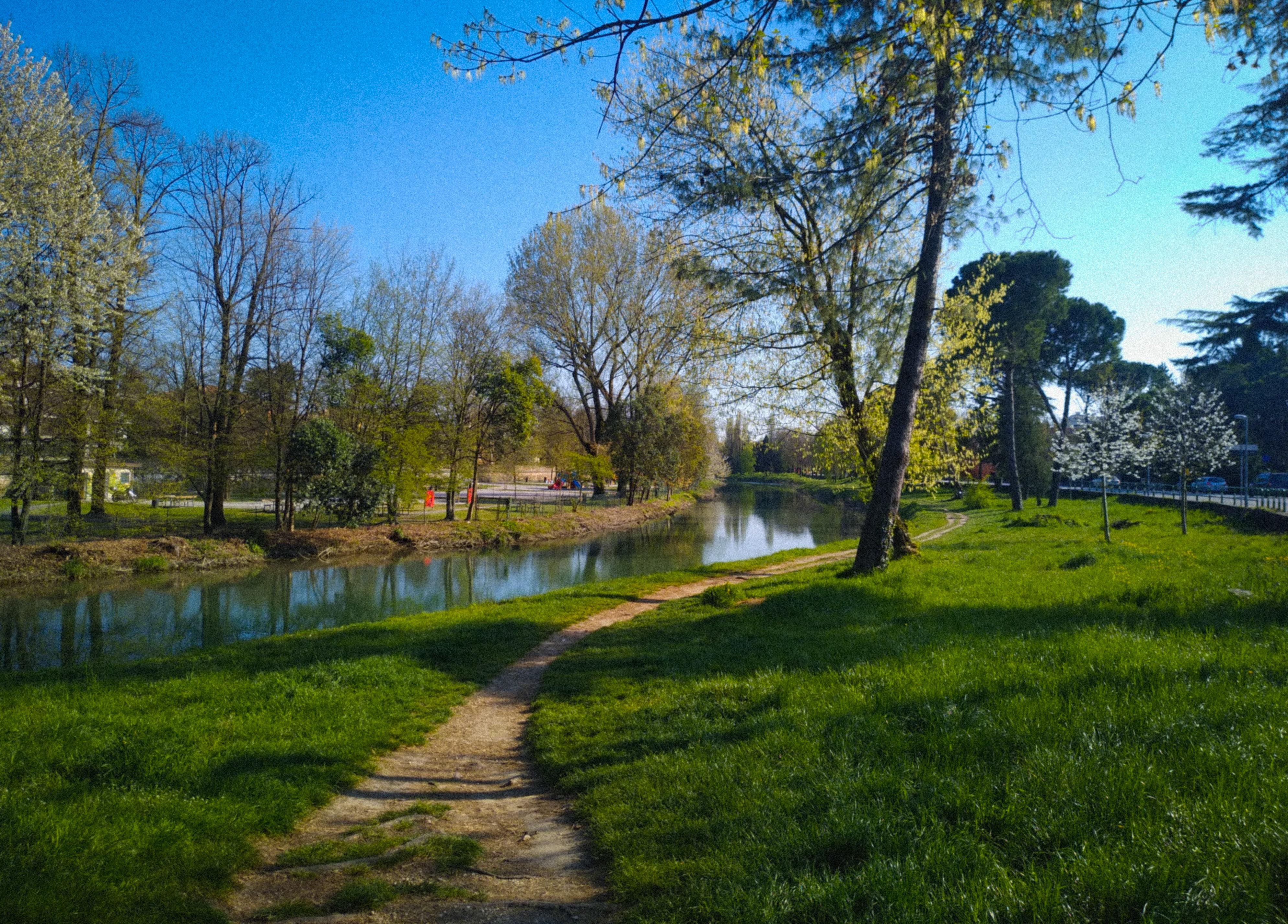 Padova, a parkok városa