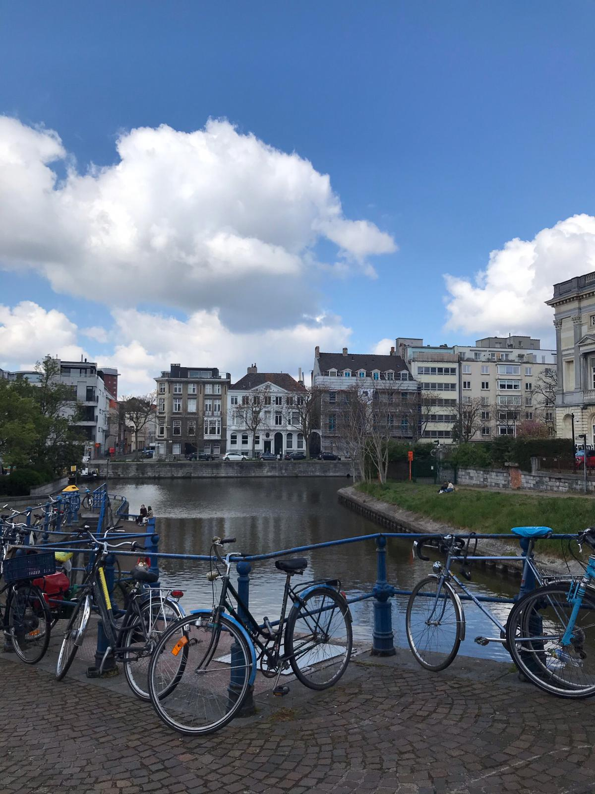 Pénztárcabarát közlekedés Gentben