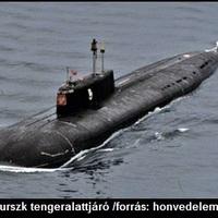 14 éve történt a Kurszk tengeralattjáró rejtélyes katasztrófája [6.]