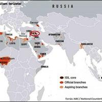 Az ISIS világméretű terjeszkedése és magyarázat a felszámolás elhúzódására [33.]