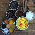Keralai kókusztejes halcurry  - recept