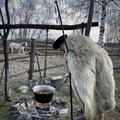 Különleges disznóvágás a Szeged környéki tanyavilágban (kép- és videóriport)
