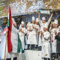 Ki képviseli legközelebb Magyarországot a Bocuse d'Oron?