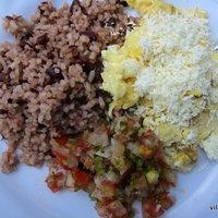 Közép-Amerika ételei