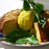 A Csak csajokban prezentált citromos süti receptje